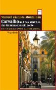 Cover-Bild zu Carvalho und das Mädchen, das Emmanuelle sein sollte von Vázquez Montalbán, Manuel