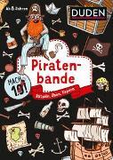Cover-Bild zu Mach 10! Piratenbande - Ab 8 Jahren von Eck, Janine