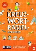 Cover-Bild zu Die Kreuzworträtselknacker - ab 7 Jahren (Band 2) von Eck, Janine