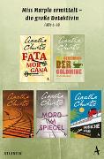 Cover-Bild zu Miss Marple ermittelt - die große Detektivin von Christie, Agatha