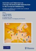 Cover-Bild zu Activities and Outcomes on Lifestyle-Related Health Information in the European von Kirch, Wilhelm