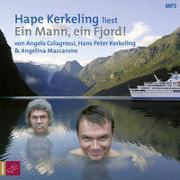 Cover-Bild zu Ein Mann, ein Fjord von Colagrossi, Angelo
