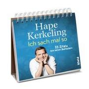 Cover-Bild zu Ich sach mal so von Kerkeling, Hape