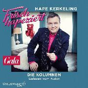 Cover-Bild zu Frisch hapeziert (Audio Download) von Kerkeling, Hape