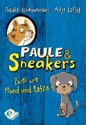 Cover-Bild zu Paule & Sneakers von Scheunemann, Frauke
