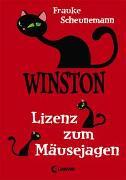 Cover-Bild zu Winston (Band 6) - Lizenz zum Mäusejagen von Scheunemann, Frauke