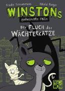 Cover-Bild zu Winstons geheimste Fälle (Band 1) - Der Fluch der Wächterkatze von Scheunemann, Frauke