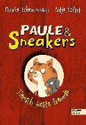 Cover-Bild zu Paule und Sneakers (eBook) von Scheunemann, Frauke