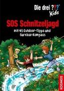 Cover-Bild zu Die drei ??? Kids, SOS Schnitzeljagd von Blanck, Ulf