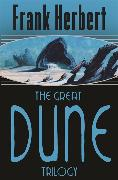 Cover-Bild zu The Great Dune Trilogy von Herbert, Frank
