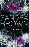 Cover-Bild zu Die Zeugin von Brown, Sandra
