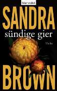 Cover-Bild zu Sündige Gier von Brown, Sandra