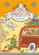 Cover-Bild zu Die Schule der magischen Tiere 4: Abgefahren! (eBook) von Auer, Margit