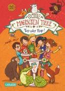 Cover-Bild zu Die Schule der magischen Tiere 5: Top oder Flop! (eBook) von Auer, Margit