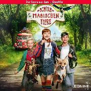Cover-Bild zu Die Schule der magischen Tiere - Score zum Film (Audio Download) von Tiere, Die Schule der magischen (Künstler)