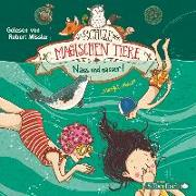 Cover-Bild zu Nass und nasser von Auer, Margit