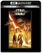 Cover-Bild zu Star Wars : Il risveglio della Forza - 4K (Line Look 2020) von J.J. Abrams (Reg.)
