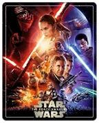Cover-Bild zu Star Wars : Episode VII - Le réveil de la force - 4K+2D+BonusSteelbook Edition von J.J. Abrams (Reg.)