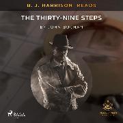 Cover-Bild zu B. J. Harrison Reads The Thirty-Nine Steps (Audio Download) von Buchan, John