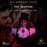 Cover-Bild zu B. J. Harrison Reads The Vampyre (Audio Download) von Polidori, John