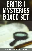 Cover-Bild zu BRITISH MYSTERIES Boxed Set: 560+ Thriller Classics, Detective Stories & True Crime Stories (eBook) von Doyle, Arthur Conan