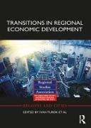Cover-Bild zu Transitions in Regional Economic Development (eBook) von Turok, Ivan (Hrsg.)