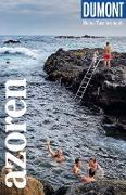 Cover-Bild zu DuMont Reise-Taschenbuch Reiseführer Azoren (eBook) von Lipps-Breda, Susanne