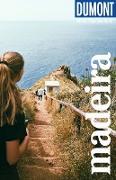 Cover-Bild zu DuMont Reise-Taschenbuch Reiseführer Madeira (eBook) von Lipps-Breda, Susanne