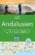 Cover-Bild zu DuMont Reise-Handbuch Reiseführer Andalusien (eBook) von Breda, Oliver