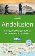 Cover-Bild zu DuMont Reise-Handbuch Reiseführer Andalusien von Breda, Oliver