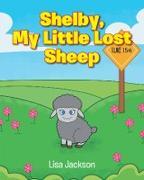 Cover-Bild zu Shelby, My Little Lost Sheep (eBook) von Jackson, Lisa