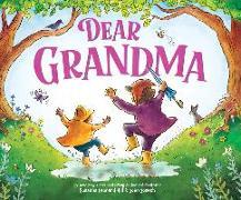 Cover-Bild zu Dear Grandma von Hill, Susanna Leonard