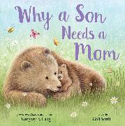 Cover-Bild zu Why a Son Needs a Mom von Lang, Gregory