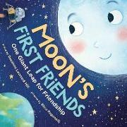 Cover-Bild zu Moon's First Friends von Hill, Susanna Leonard
