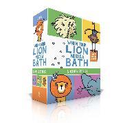 Cover-Bild zu When Your Lion Needs a Bath & Other Stories von Hill, Susanna Leonard