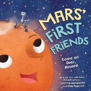 Cover-Bild zu Mars' First Friends von Hill, Susanna Leonard
