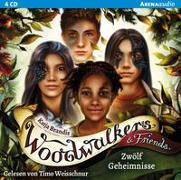 Cover-Bild zu Woodwalkers & Friends (2). Zwölf Geheimnisse von Brandis, Katja