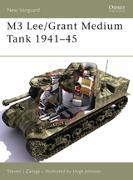 Cover-Bild zu M3 Lee/Grant Medium Tank 1941-45 (eBook) von Zaloga, Steven J.