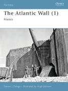 Cover-Bild zu The Atlantic Wall (1) (eBook) von Zaloga, Steven J.