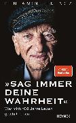 Cover-Bild zu Sag immer Deine Wahrheit (eBook) von Ferencz, Benjamin