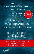Cover-Bild zu Hay cosas más importantes que salvar el mundo (eBook) von Ferencz, Benjamin