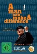 Cover-Bild zu A man can make a difference von Benjamin Ferencz (Schausp.)
