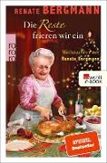 Cover-Bild zu Die Reste frieren wir ein (eBook) von Bergmann, Renate