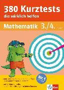 Cover-Bild zu Klett 380 Kurztests, die wirklich helfen Mathematik 3./4. Klasse (eBook) von Bergmann, Hans
