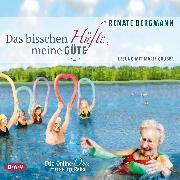 Cover-Bild zu Das bisschen Hüfte, meine Güte (Audio Download) von Bergmann, Renate
