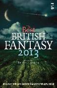 Cover-Bild zu The Best British Fantasy 2013 (eBook) von Haynes, Steve