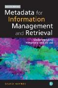 Cover-Bild zu Metadata for Information Management and Retrieval (eBook) von Haynes, David