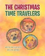 Cover-Bild zu The Christmas Time Travelers (eBook) von Haynes, L. M.