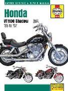 Cover-Bild zu Honda VT1100 Shadow Service And Repair Manual von Haynes Publishing
