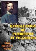 Cover-Bild zu Reevaluation Of Pemberton At Vicksburg (eBook) von Haynes, Major Malcolm G.